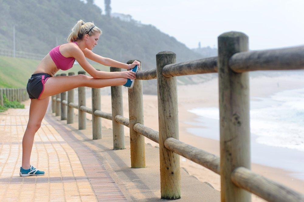 Фитнес-упражнения, позаимствованные из балета