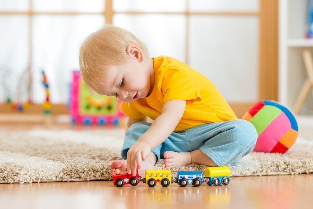 Дети от двух до трех лет