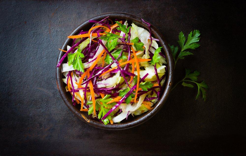 Рецепт приготовления салата «Коул слоу»