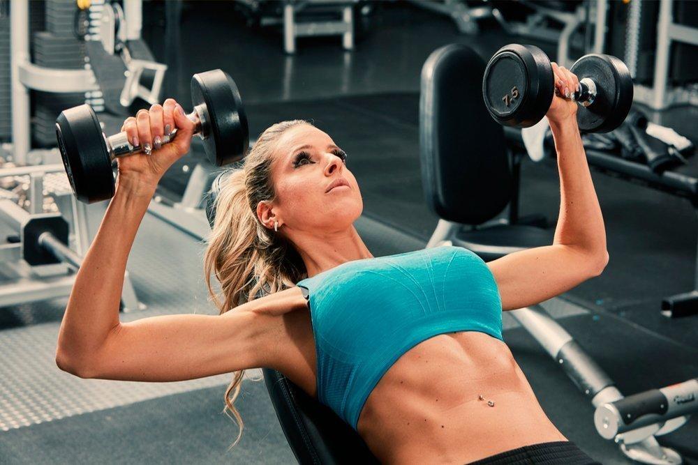 Физическая нагрузка для крепких мышц