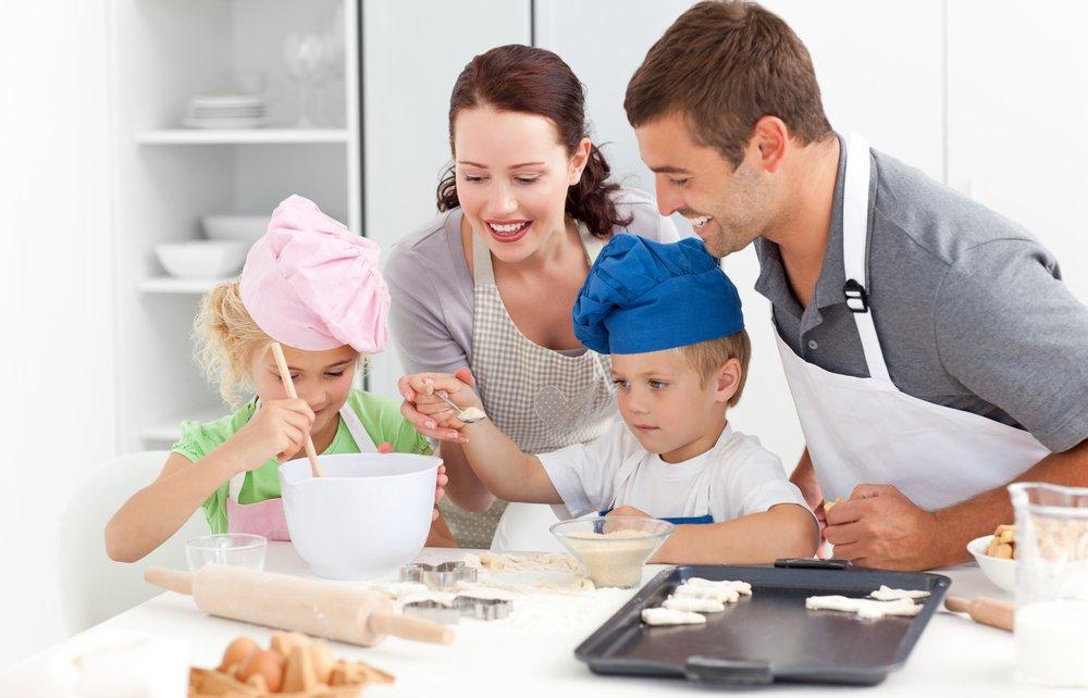 Малыш и педагогическое питание