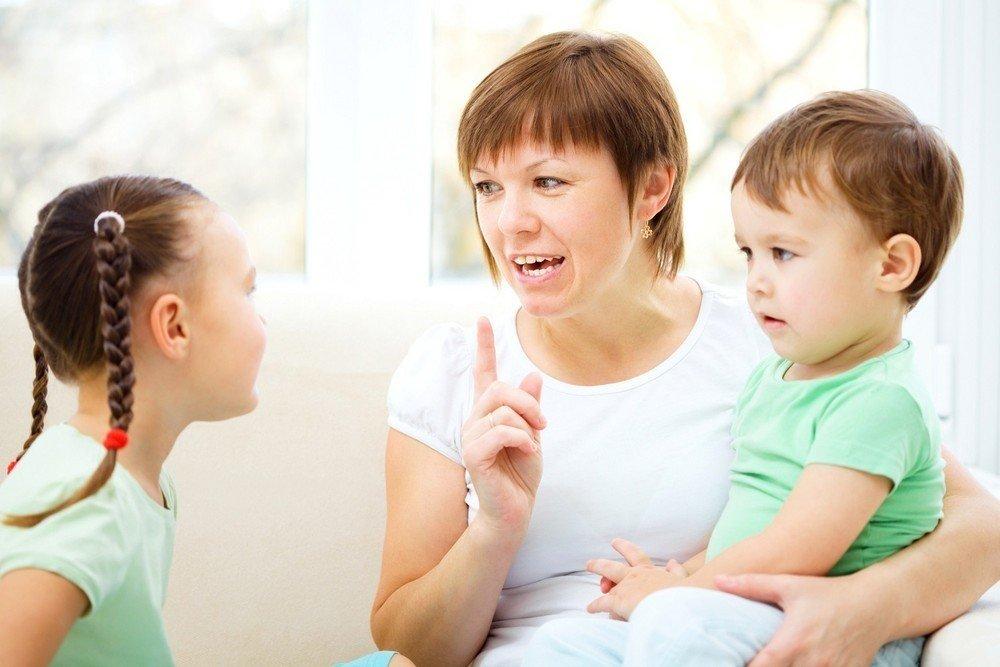 У хороших родителей дети не плачут