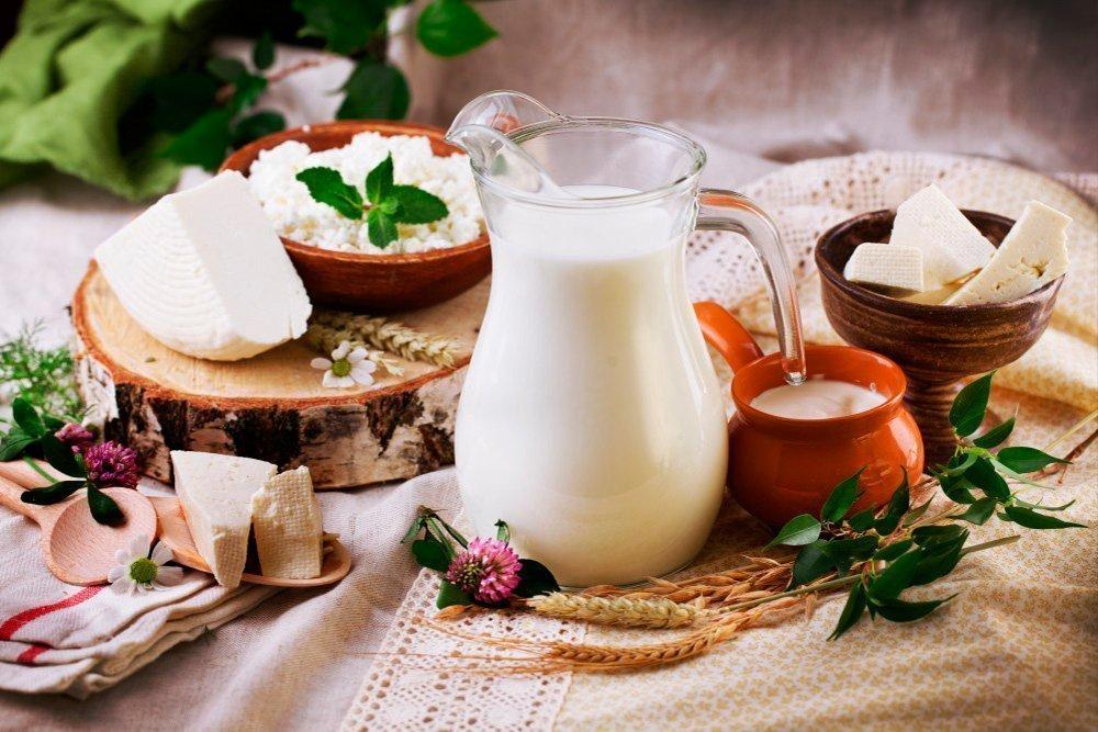 Миф 2: Молочная продукция опасна для худеющих