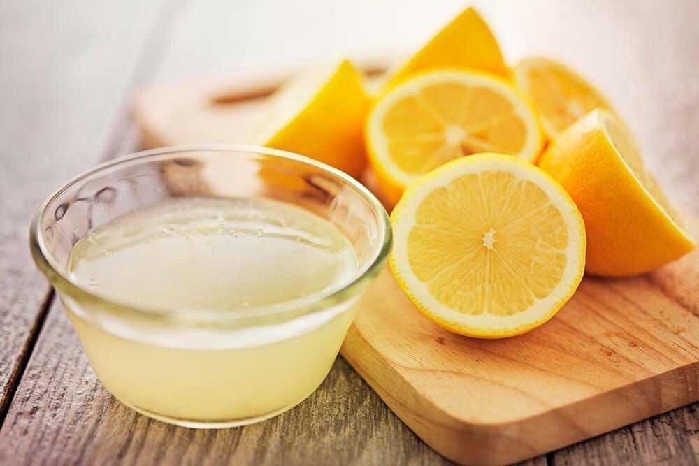 Красота покрова: «лимонные» маски