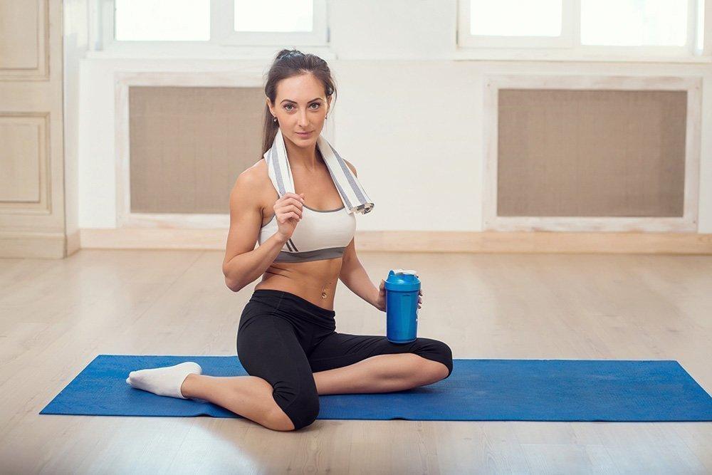 Правила выполнения упражнений для грудных мышц