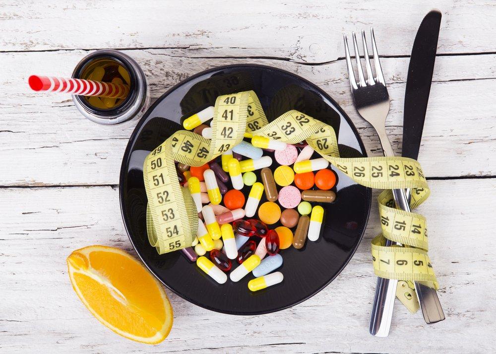 Препараты для похудения: как они влияют на здоровье?