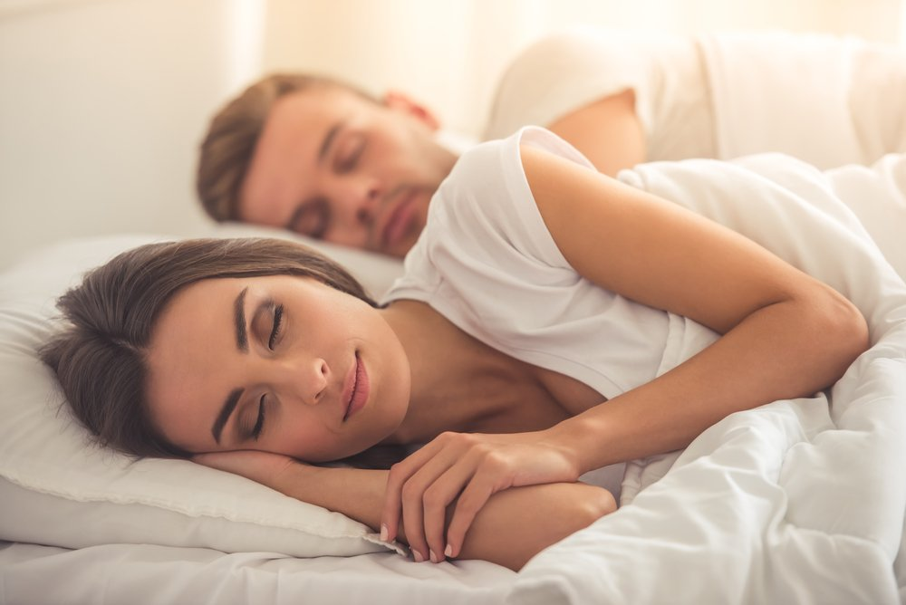 Сон в выходные — отличное решение