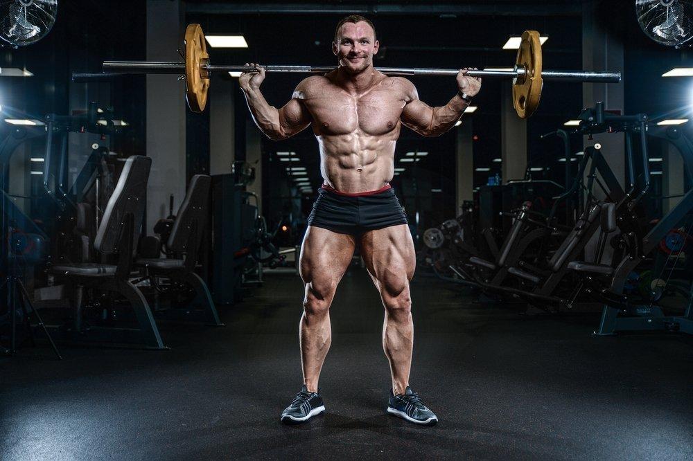 Силовые упражнения для тренировки ног