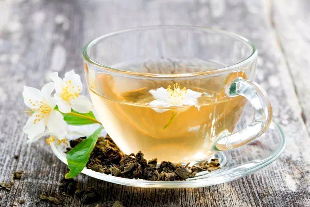 Зеленый чай для здоровья и снижения веса