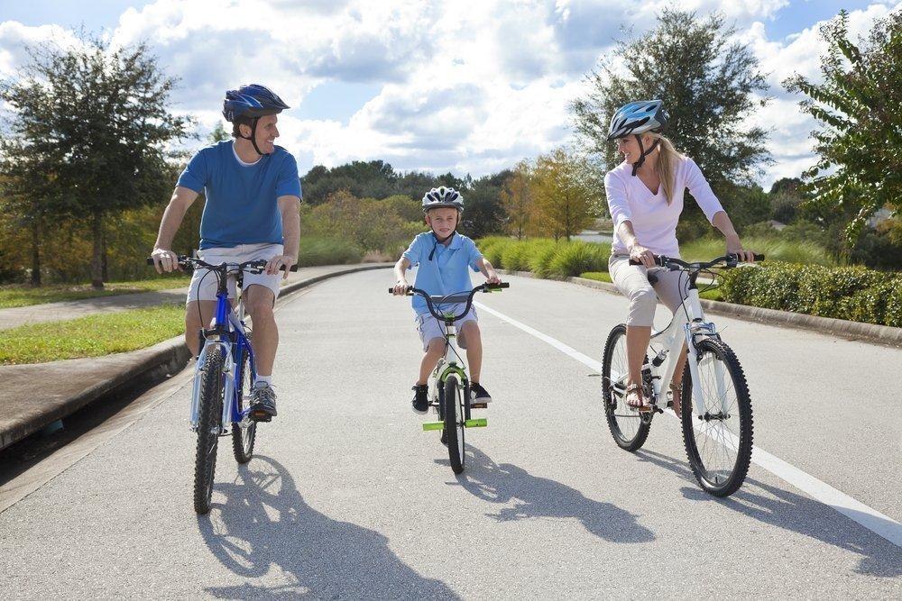 Родители и ребенок: совместное хобби