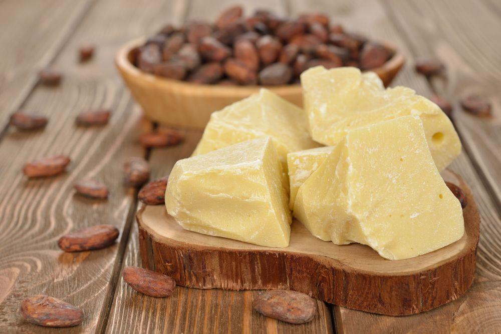 Масло какао — тонизация и смягчение покрова