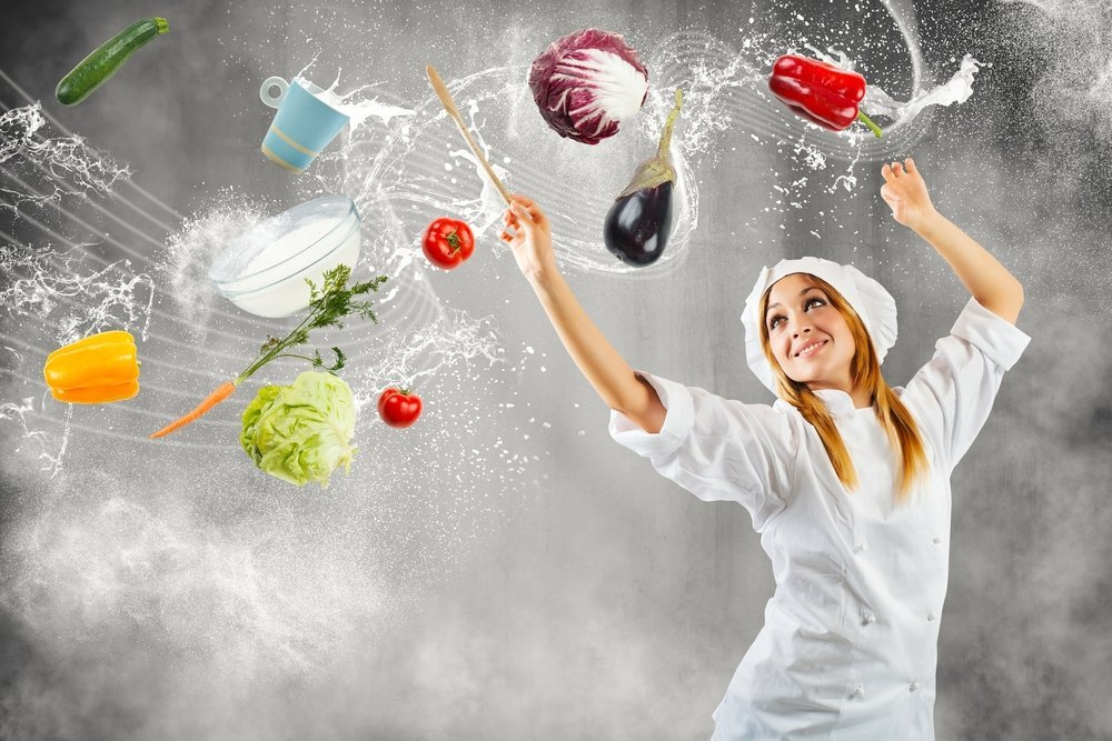 Принцип составления диетических рецептов