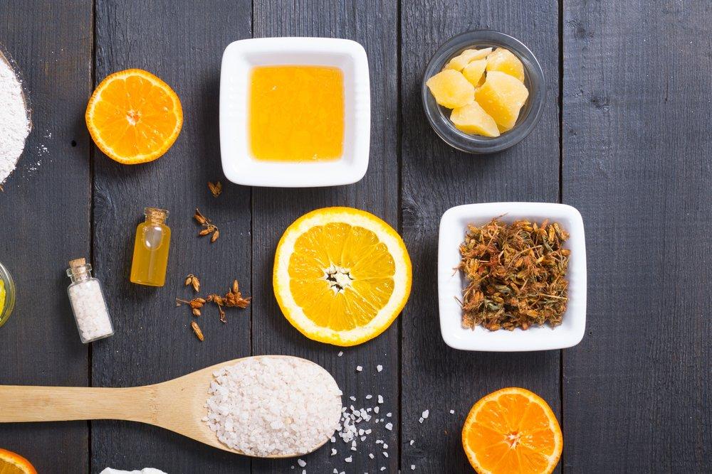 Рецепты лучших освежающих масок с апельсином