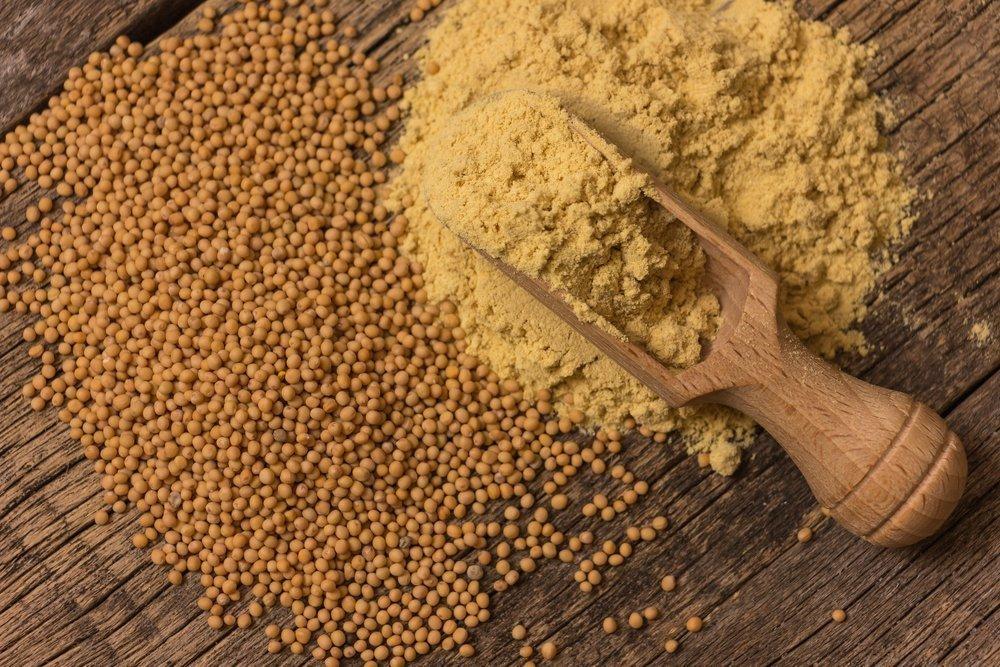 Рецепты горчичных обертываний