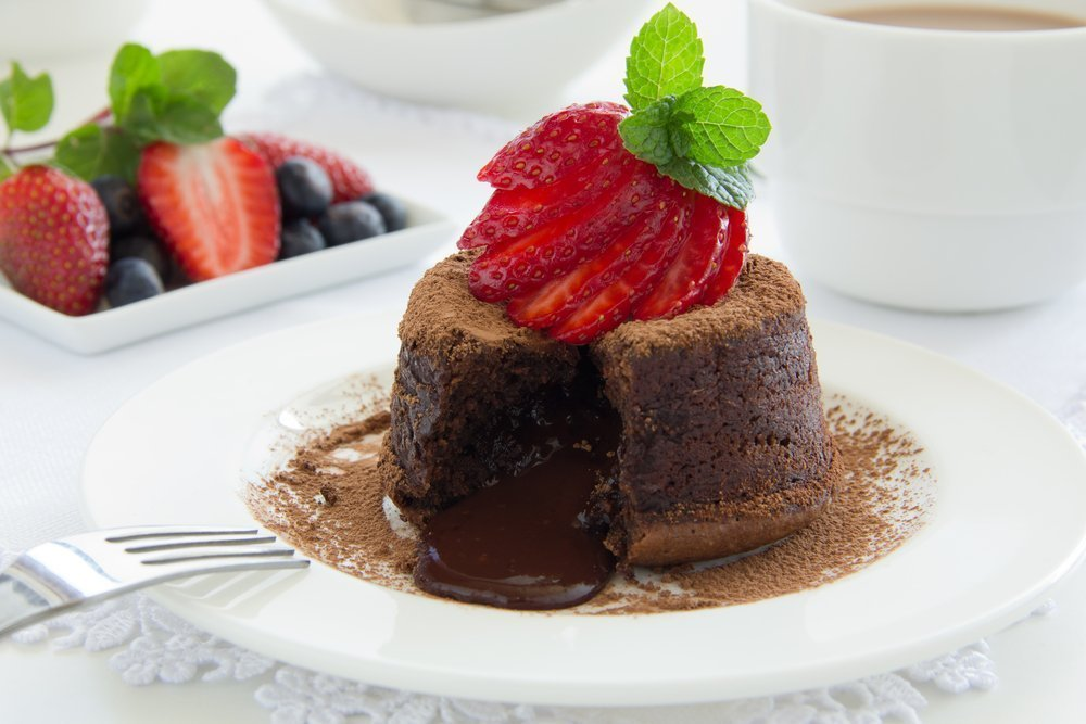 Сладкое суфле: два вида одного десерта