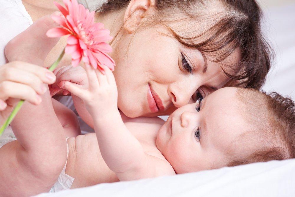 Детям нужна спокойная мама