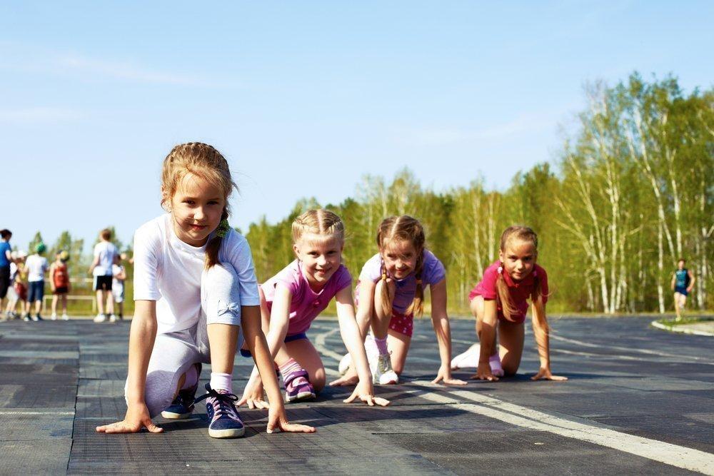 Роль физических нагрузок на свежем воздухе в развитии ребенка