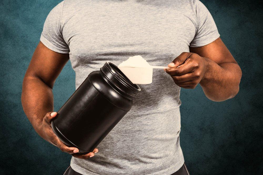 Увлечение спортивным питанием