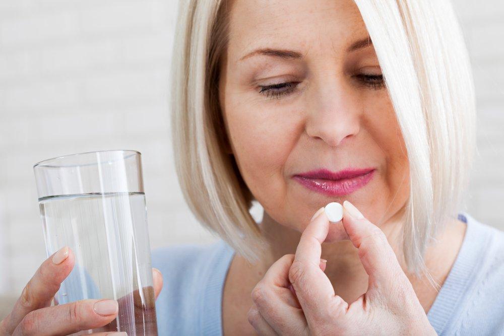 Менопауза: усиленная поддержка организма витаминами