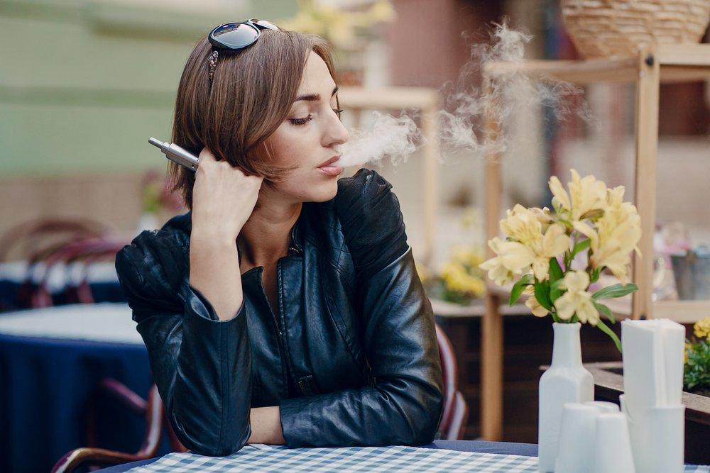 Вред электронных сигарет для здоровья будущей мамы и малыша