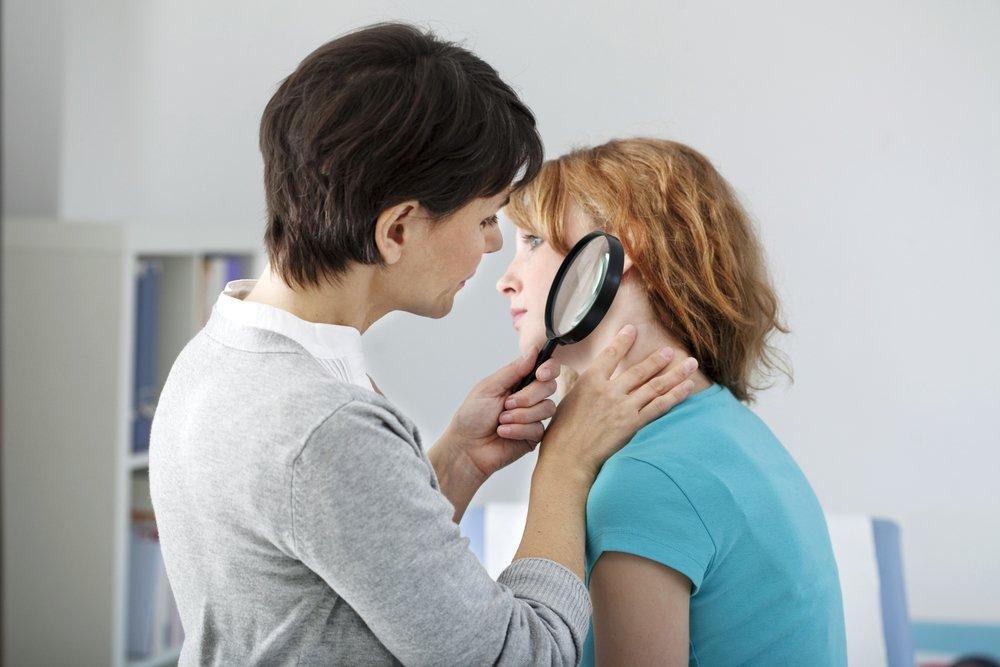 Симптомы при шанкриформной пиодермии