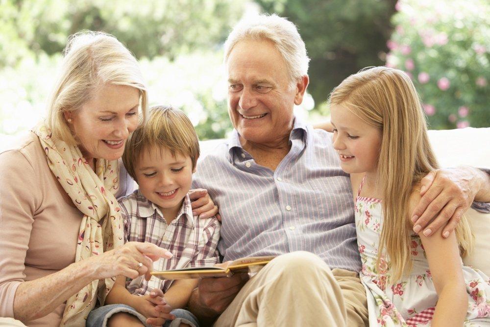 Истинное место бабушек в воспитании внуков