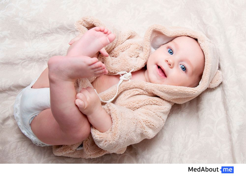Другие возможные причины срыгивания у новорожденных