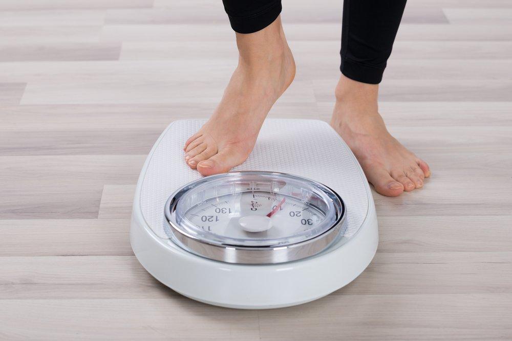 Ожирение 1 степени