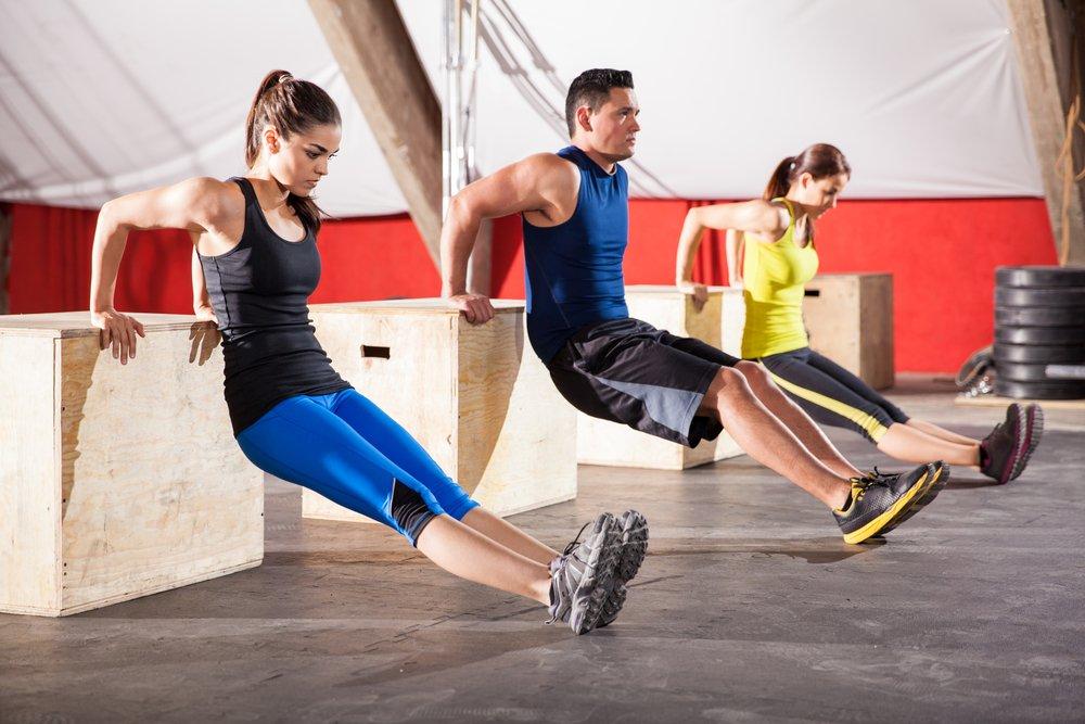 Преимущества интервальных физических упражнений