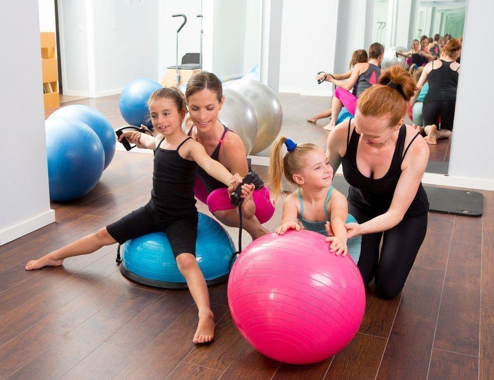 Что такое йога для особых детей?