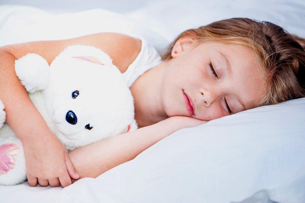 Новые исследования о нарушениях сна в детстве