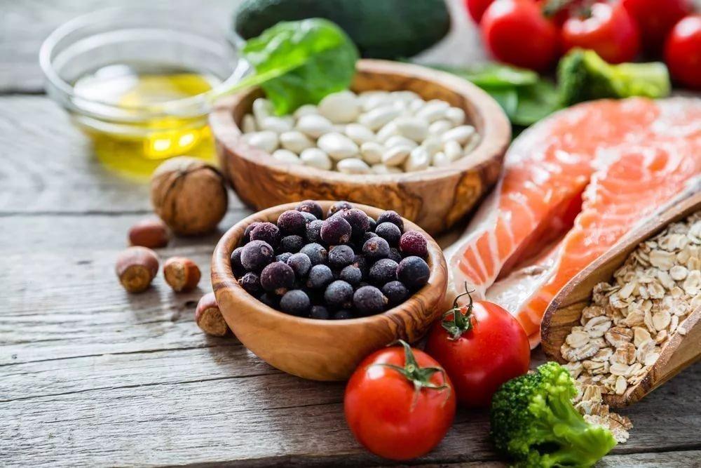 Средиземноморская диета для диабетиков меню