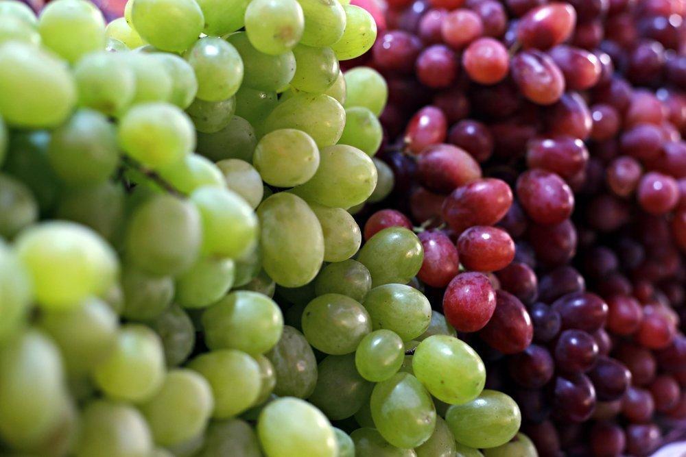 5. Виноград