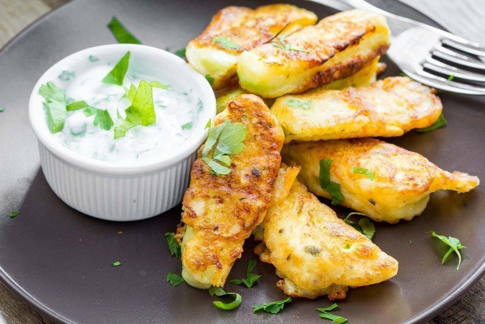 Рецепты «кабачковых» блюд для детей