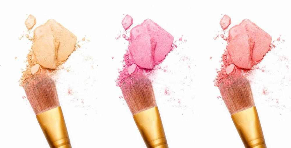 Недостатки минерального макияжа