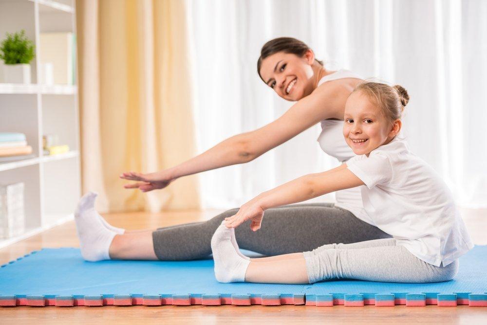 Физическая активность как профилактика хронической усталости