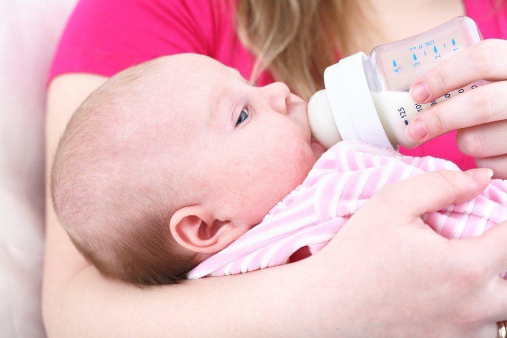 Особенности питания в раннем возрасте