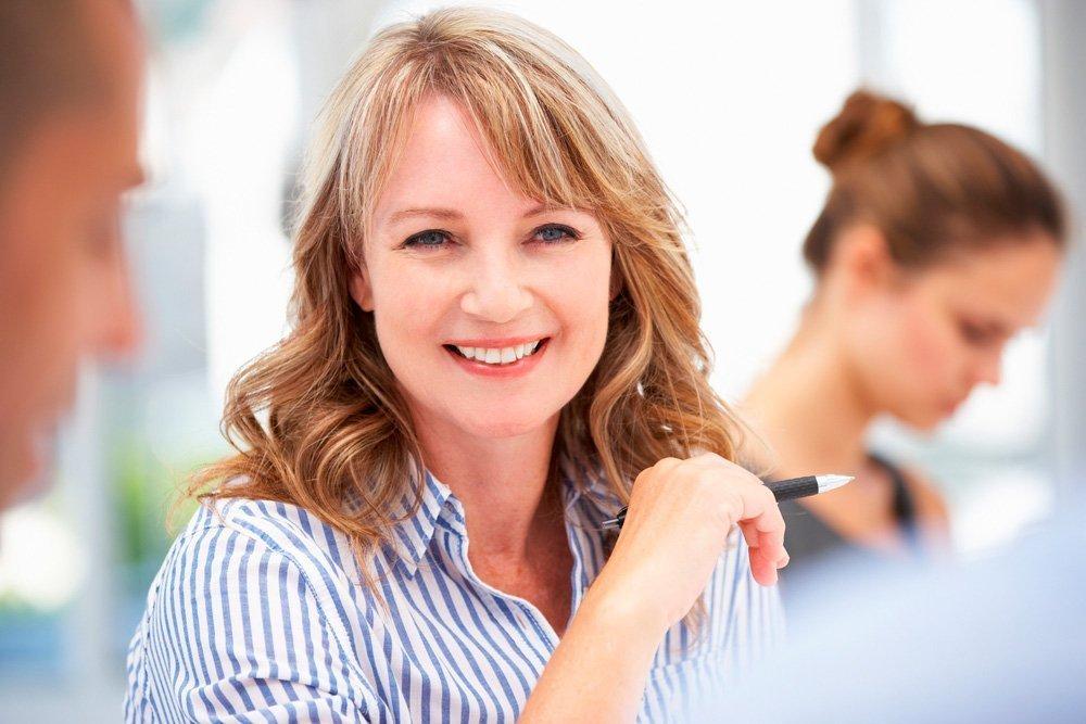 Психология зрелой женщины: опасение потерять привлекательность и здоровье