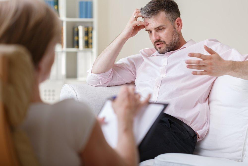 Причины депрессии у мужчин