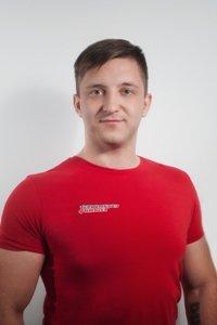 Олег Гундров, тренер федеральной сети фитнес-клубов «Территория Фитнеса»