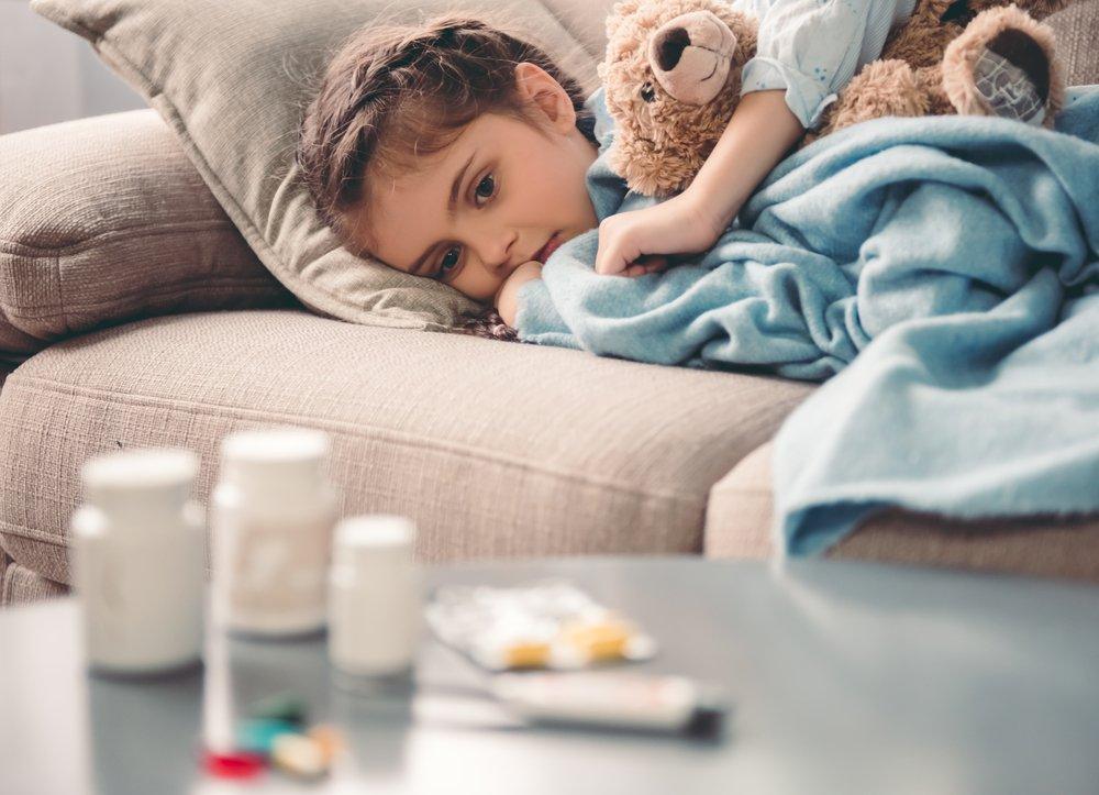 Когда прием антибиотиков показан