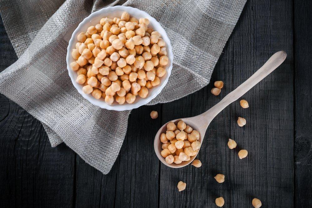 Хумус для полезных перекусов