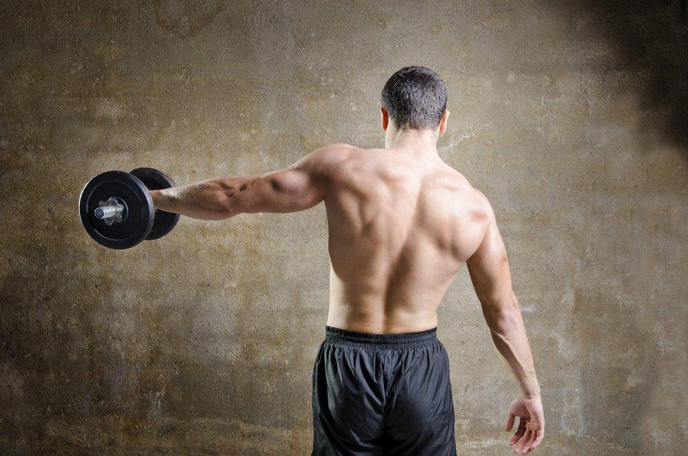 Особенности упражнений для мышц плечевого отдела