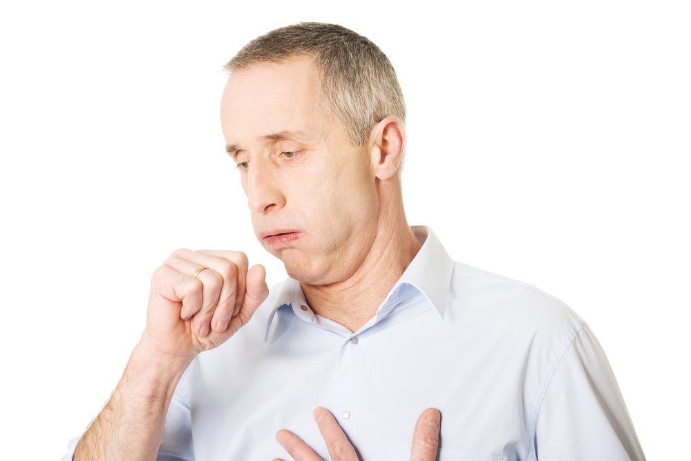 Влажный кашель с кровью — бактерии туберкулеза