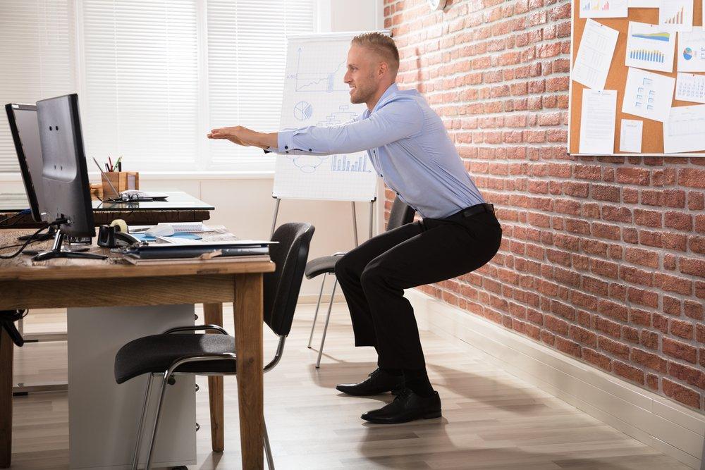 Фитнес и офис: как совместить?