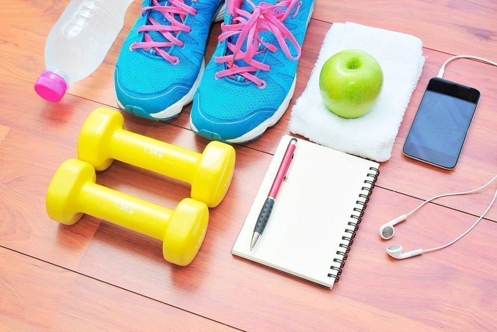 Особенности питания при занятии фитнесом