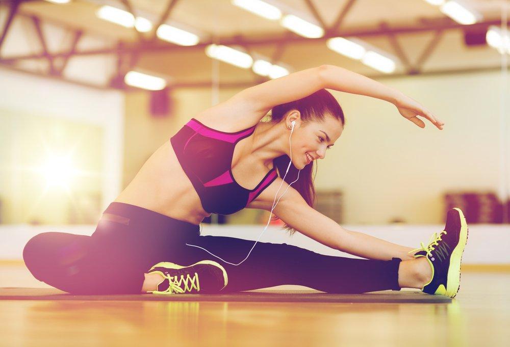 Физические упражнения для тонуса мышц