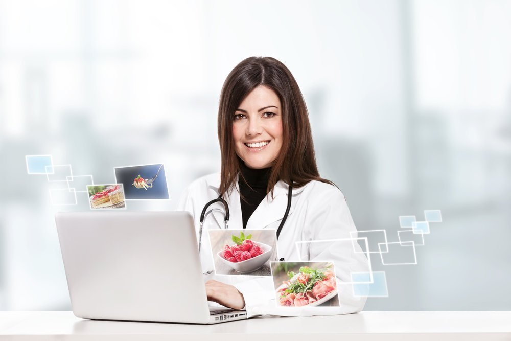 Роль питания в развитии проблем с весом