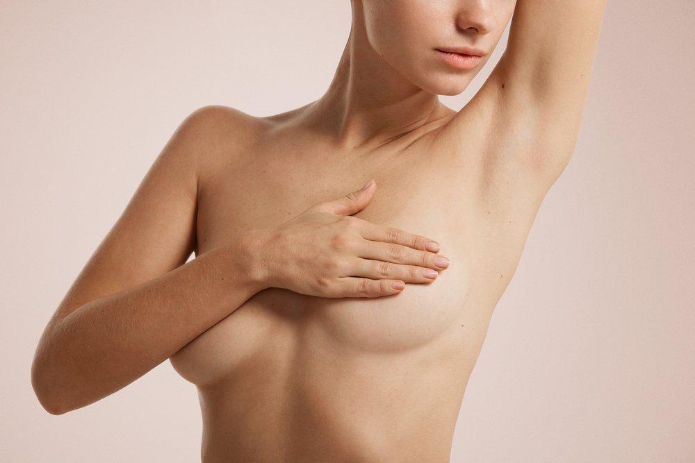 острая грудь фото
