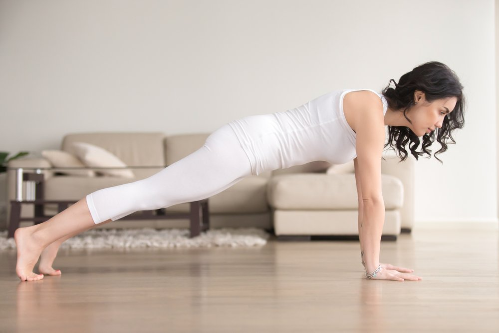 Эффективные упражнения для верхней части тела